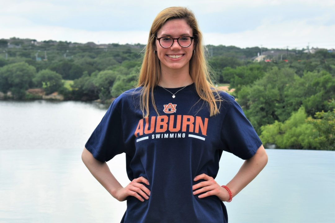 Payton Marvin Gives Auburn its 10th Verbal for 2020-21