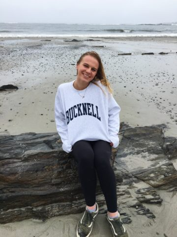 Bucknell Graduation 2020.Reigning Maine Hs Champ Caroline Mahoney Sends Verbal To