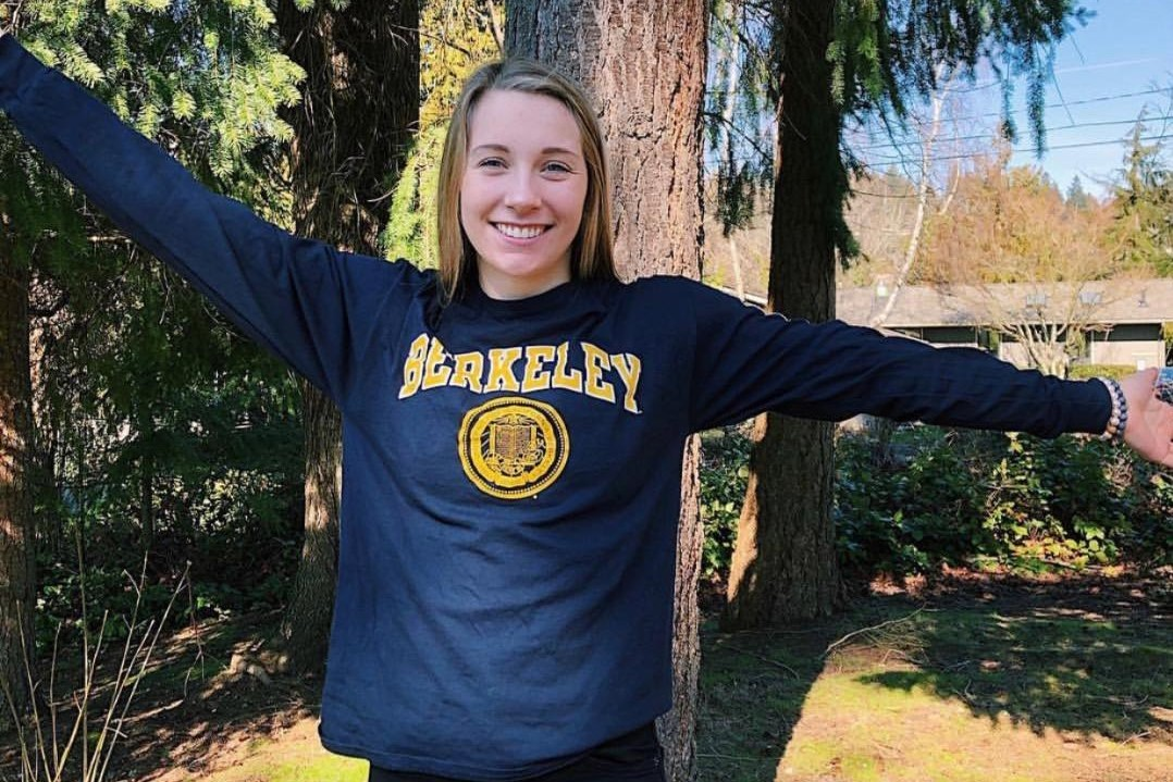 Cal Secures Verbal Commitment from 2x Winter Juniors Champ Gracie Felner