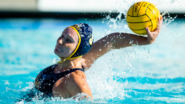 UC San Diego's Schilling Leads Division II Water Polo All-America Teams