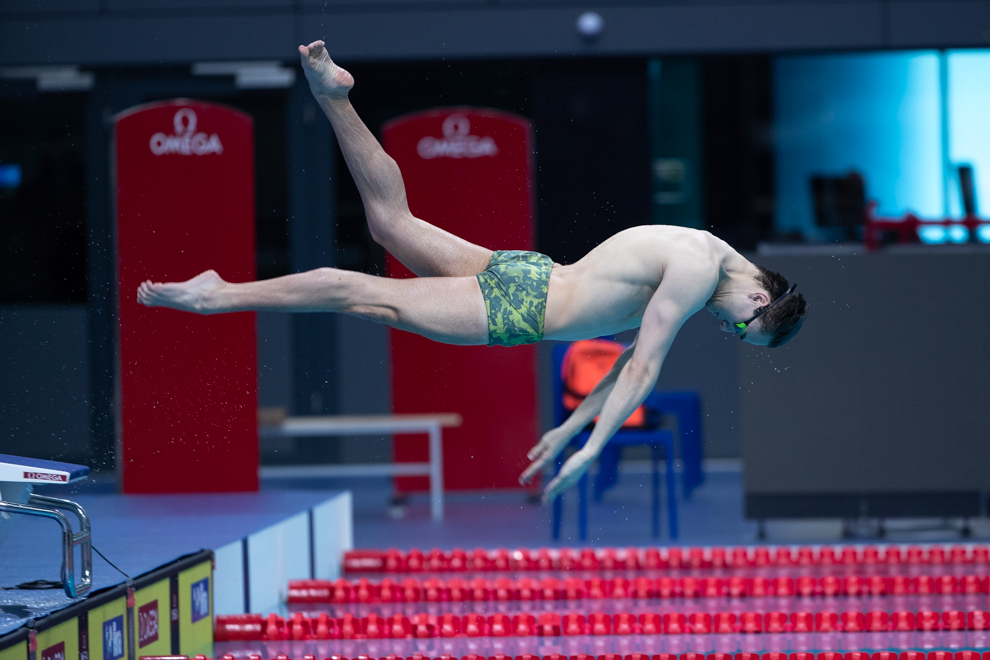 FINA Champions Series 2019 – Budapest: Pre-Meet Warmups Photo Vault