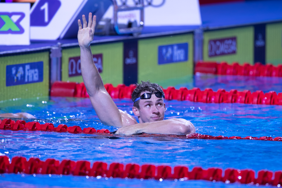 Peaty Hits Meet Record in 50 BR, Proud Tops Fratus at Mare Nostrum – Barcelona