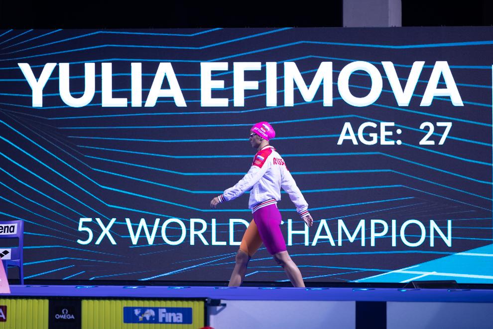 FINA Champions- Budapest: 1er Jour Classement des Gains