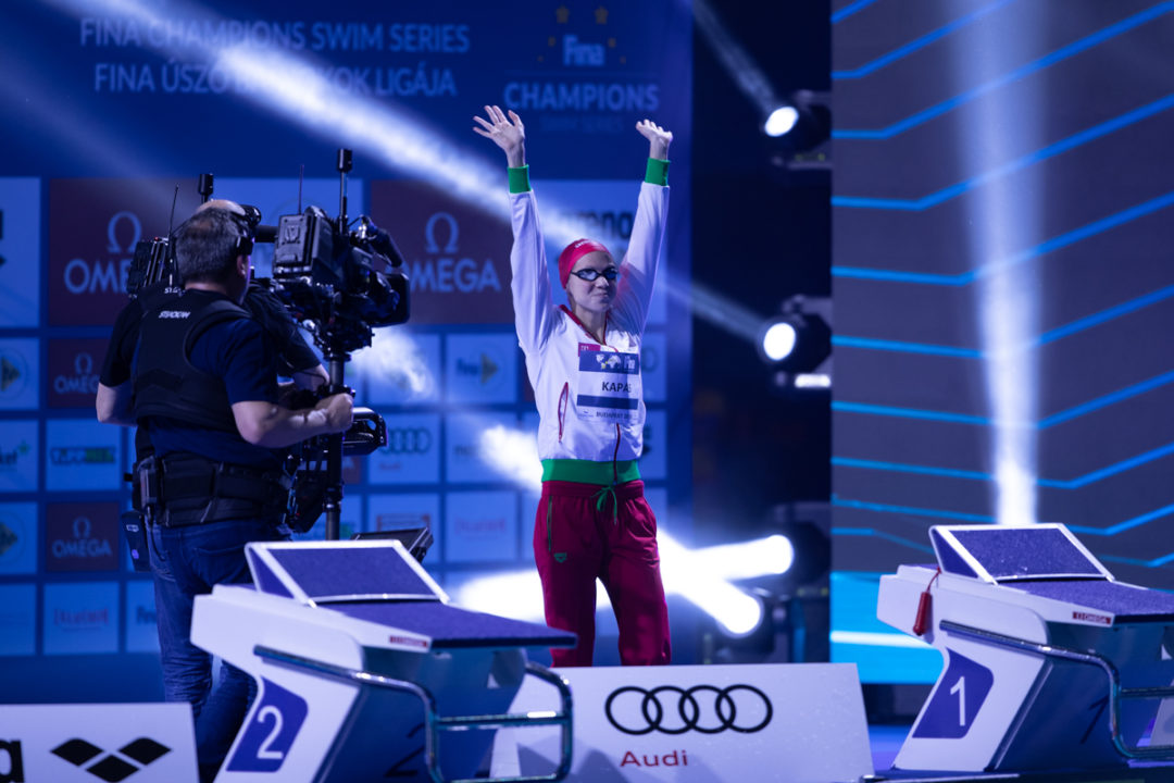 Hungarians Kozma & Bohus To Iron Swim, Kapas To London Roar