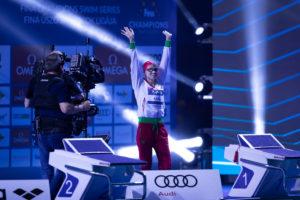 Hungría: Kapas vuelve a la acción al nadar en las series de 400 estilos