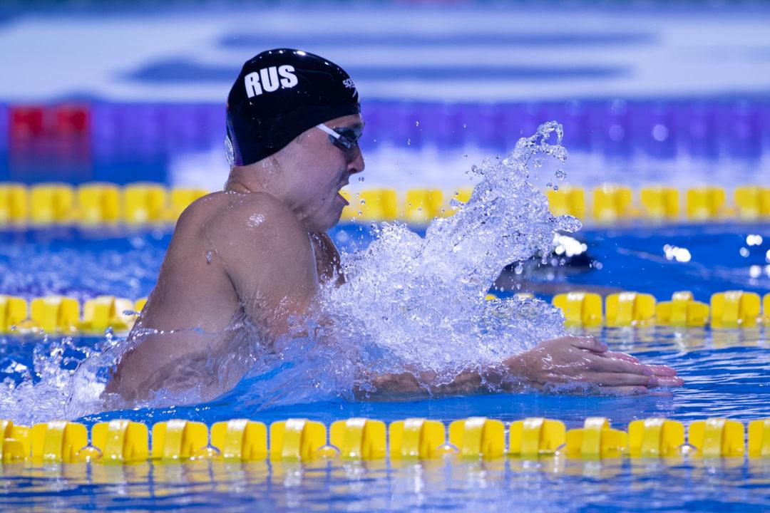 Anton Chupkov, Wang Jianjiahe Among Swimmers Headed To Military World Games