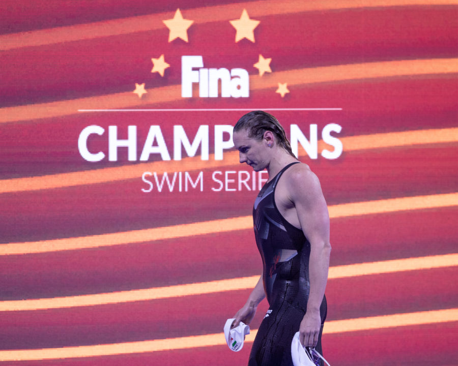 Budapest vs Guangzhou: Which Was the Faster FINA Championship Series Stop?