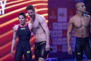 Schwimm-WM: Franziska Hentke und Philip Heintz erreichen Finalläufe