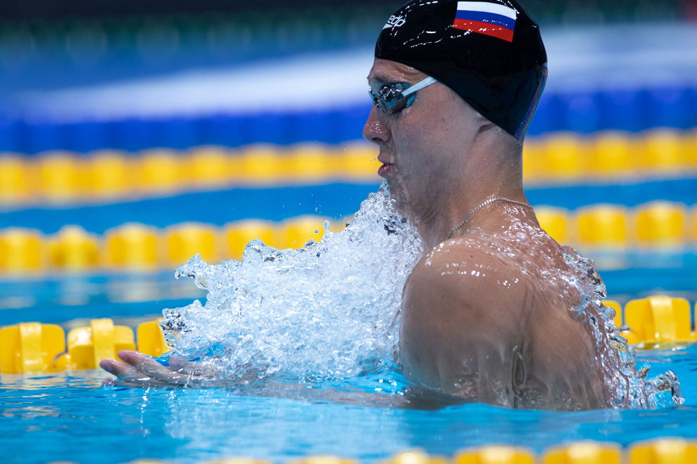 Chupkov, Minakov Headline Russian Swimming C'ships