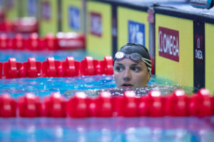 Hosszu Takes Grueling 1500 Free/400 IM Double Gold In Nice
