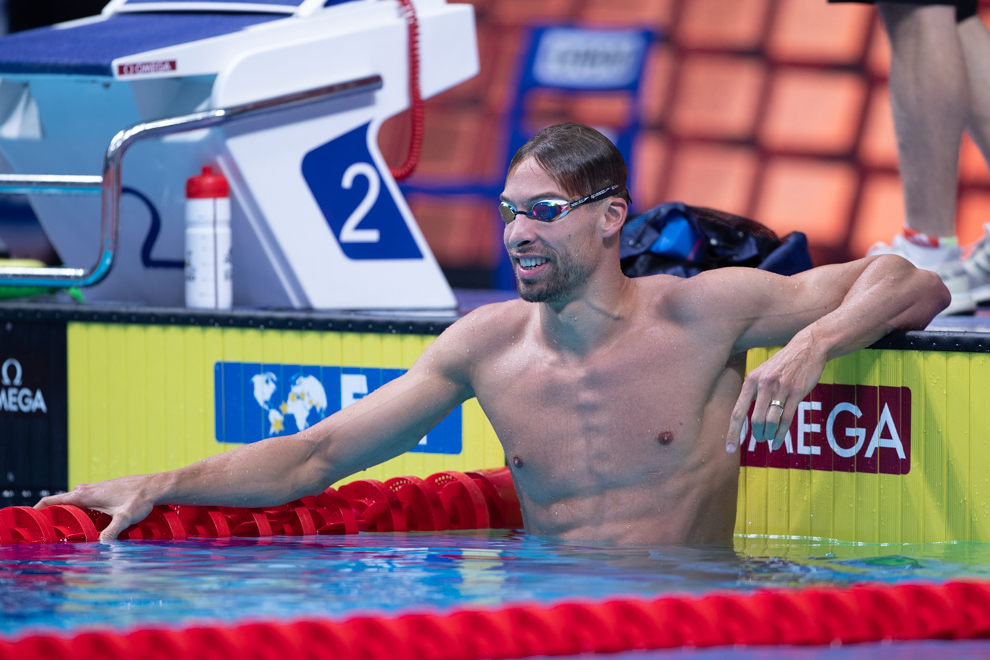 Timmers Follows Up FINA Champions Series Success With Belgian Open Nats