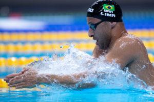 Trials Brasile Felipe Lima Sotto Tempo Limite 100 Rana Nelle Batterie