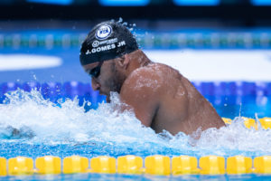 Olympic Finalist Joao Gomes Jr Tests Positive for COVID-19