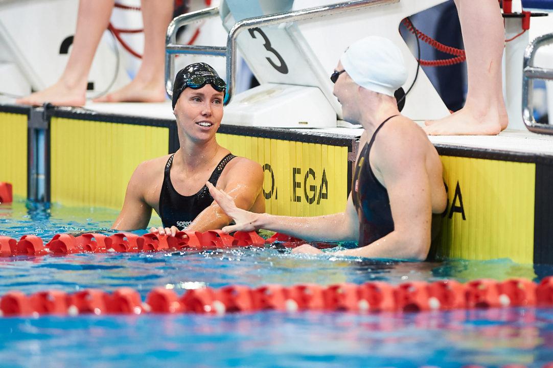 Watch Emma McKeon's 1:54.55 PB-Setting 200 Free Race From Brisbane
