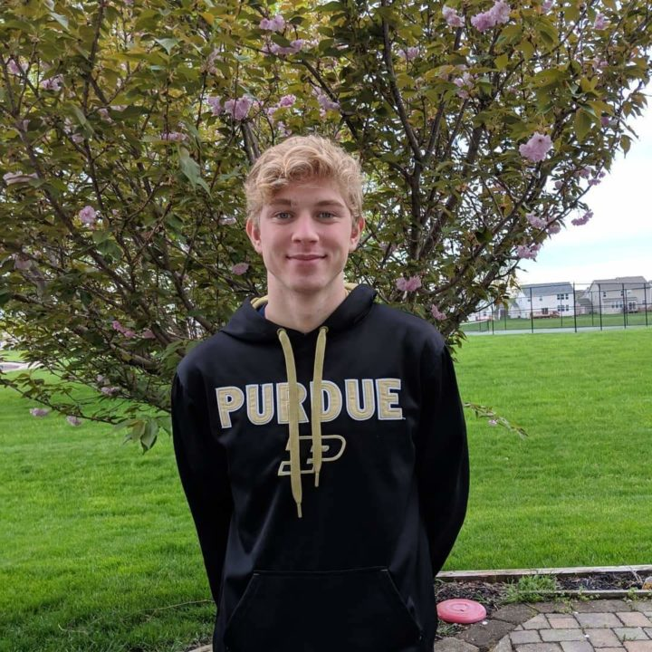 Coleman Modglin Joins Purdue's Breaststroke Legacy from Class of 2020