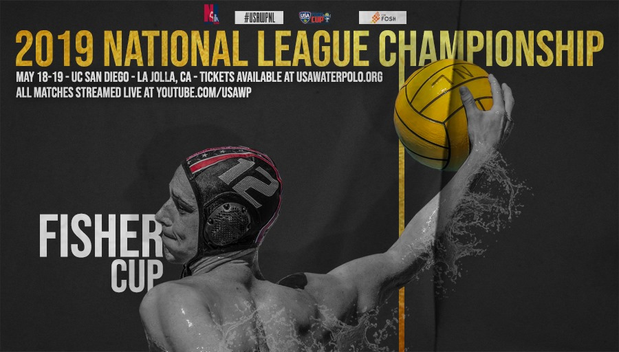 Rosters Set for National League Water Polo Championship