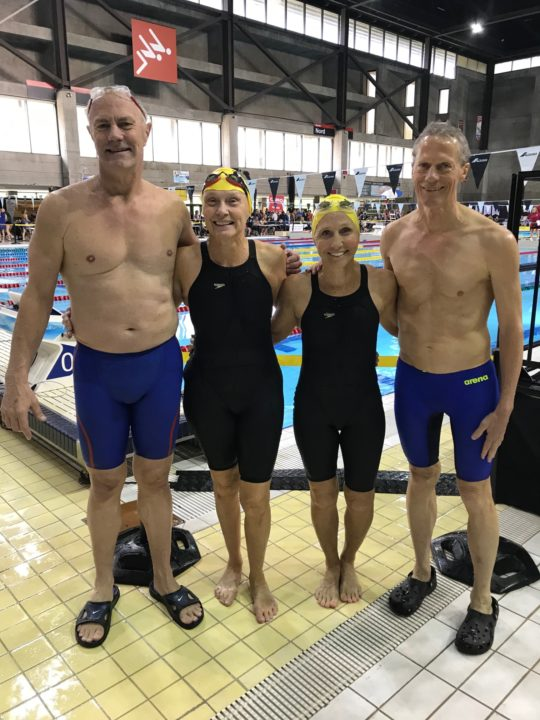 9 World Records Go Down at Canadian Masters' Nationals