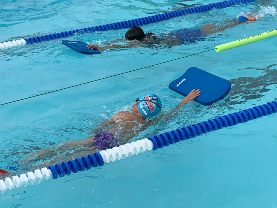 The Circle-Swimming Hack You Need to Survive Summer League Practice
