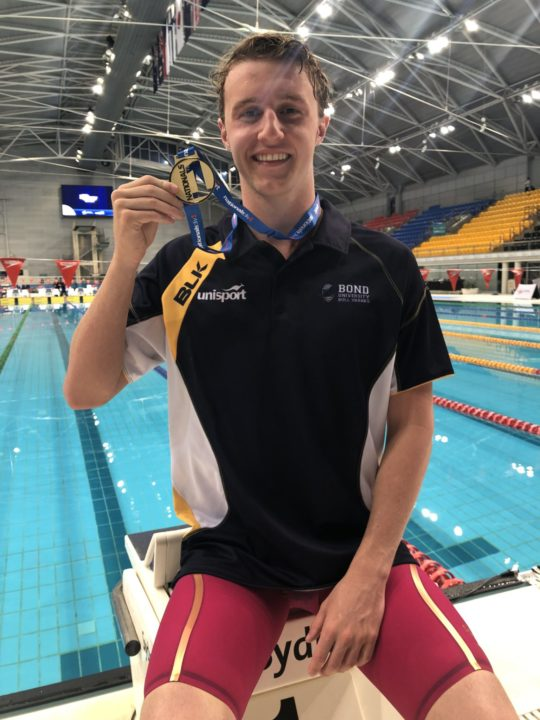 Hear What Makes Aussie Elijah Winnington & Coach Richard Scarce Click