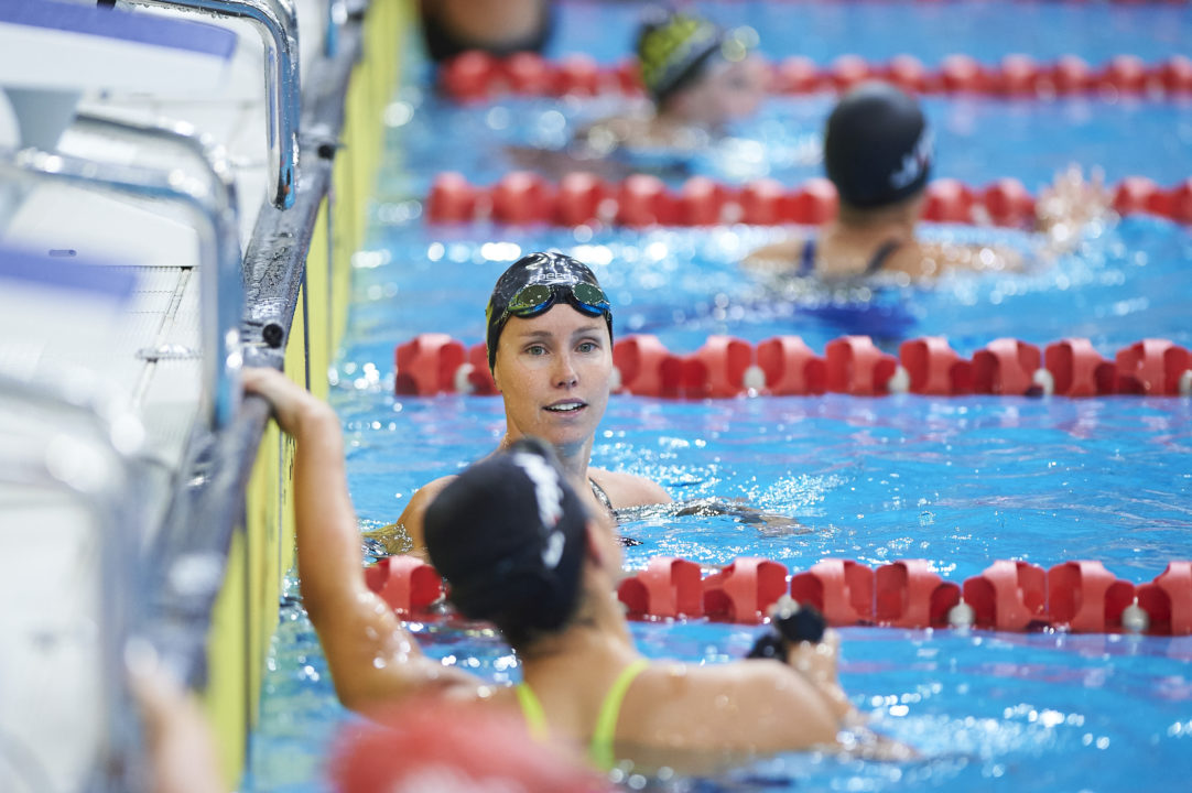 Sydney NSW: McKeon #1 Ranking Nei 100 Farfalla 56.3, Chalmers 1.46.1