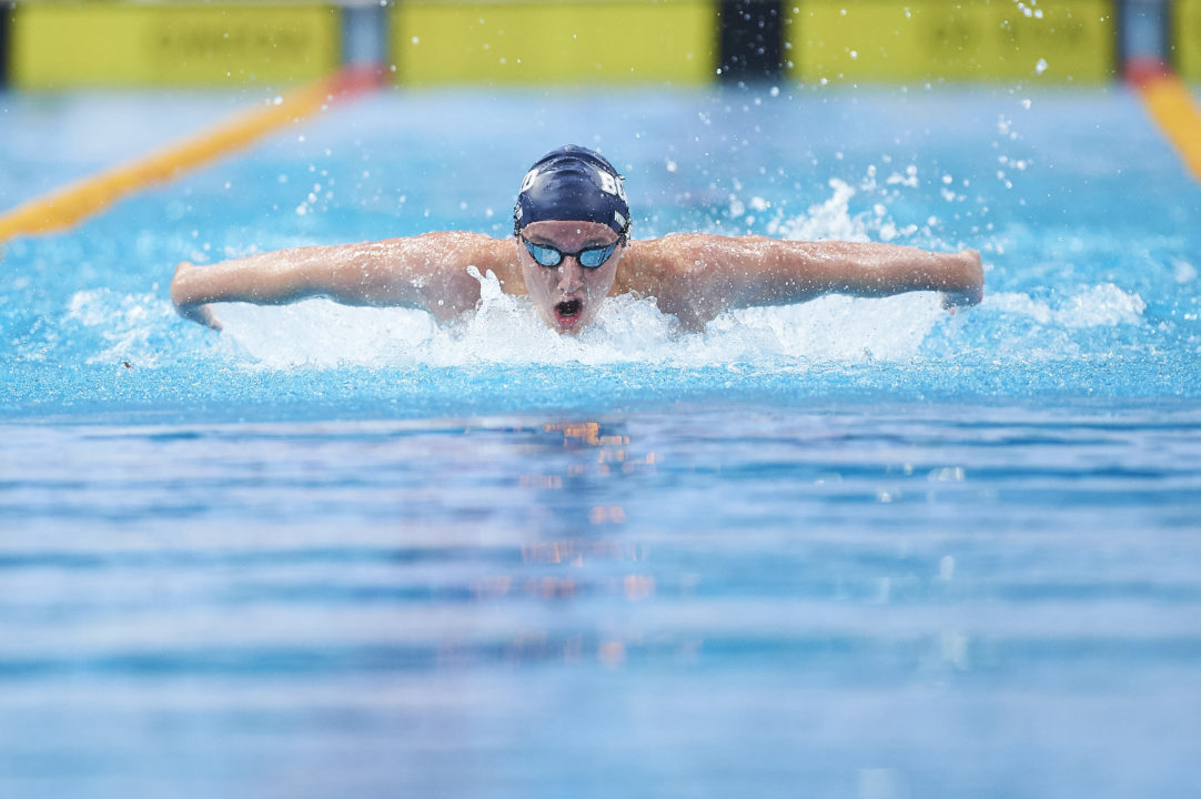 Winnington Heads For Queensland Medal Shots LC Prep Meet