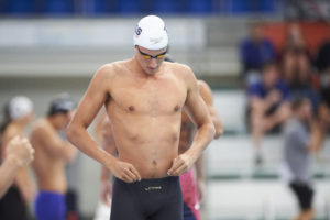 TSS Aquatic Coach Chris Nesbit, Cameron McEvoy Share Training Insights (Video)