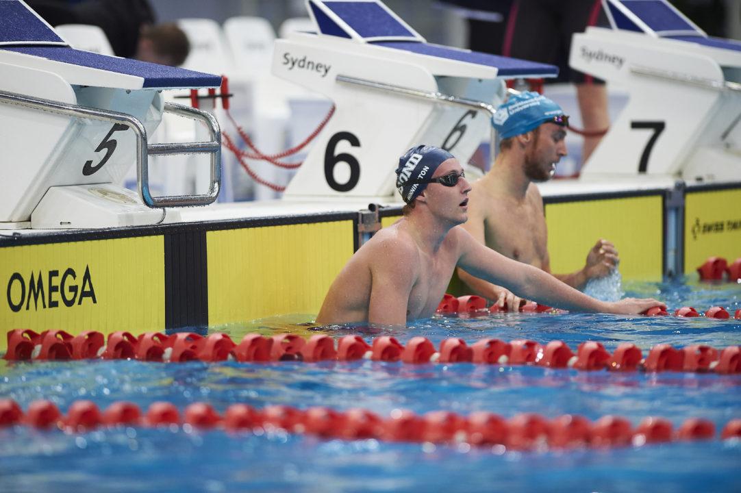 Aussie Winnington Clocks Comeback 1:46.19 For 200 Free Gold At US Nats
