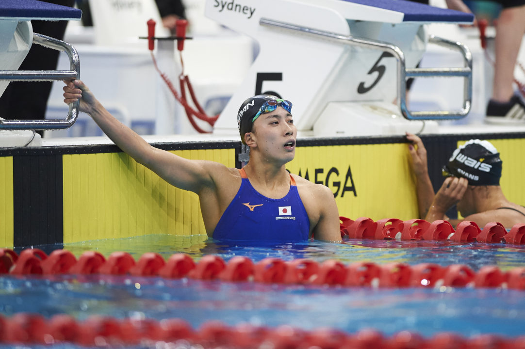 Japan Open Day 2: Yui Ohashi Crushes Another 4:33 400 IM