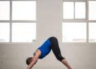 Daily Dryland Swimming Workouts #134 – Pike Pushups Upper Body Workout