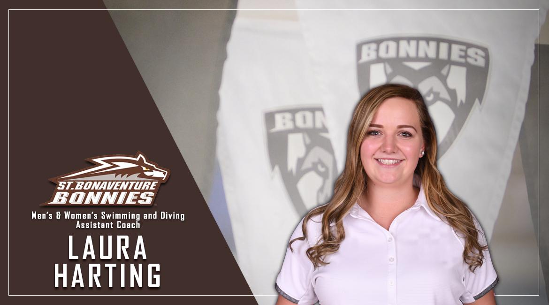 St. Bonaventure Hires Laura Harting as New Assistant Coach