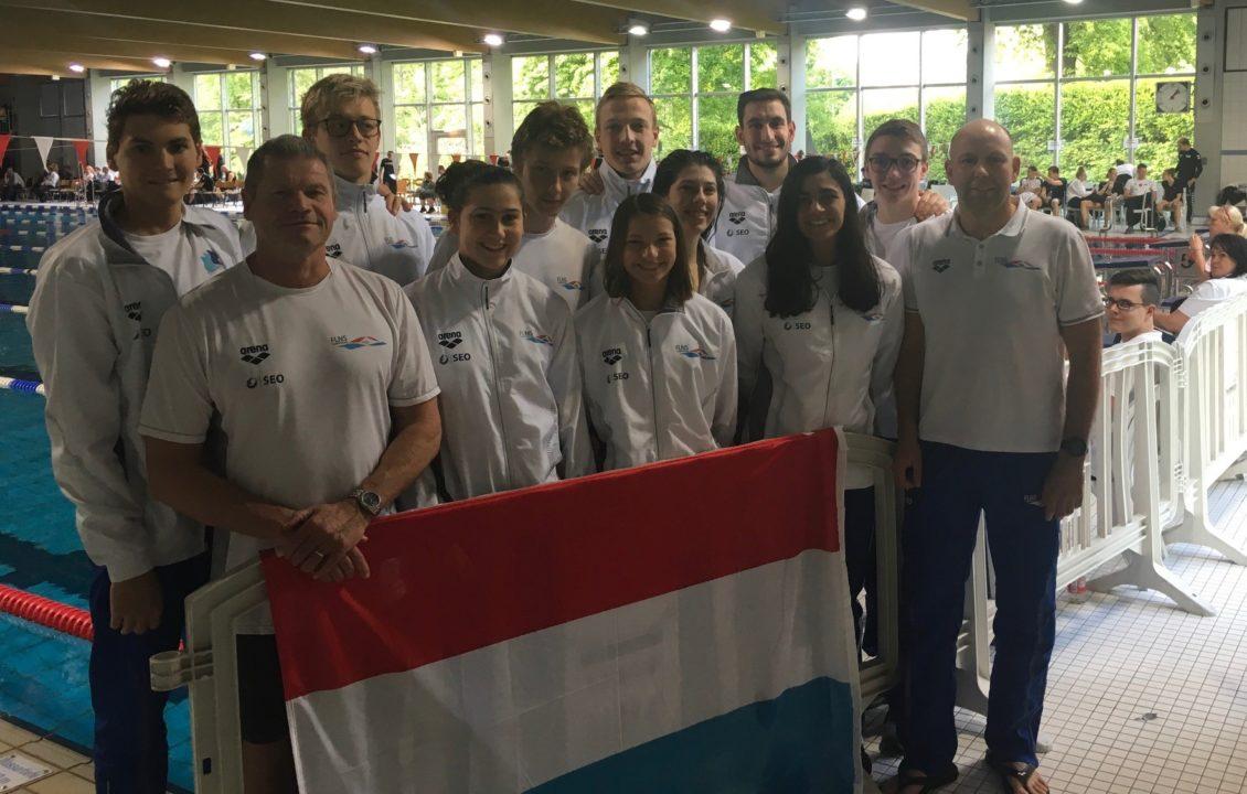 Luxemburger Team startet bei German Open in Essen