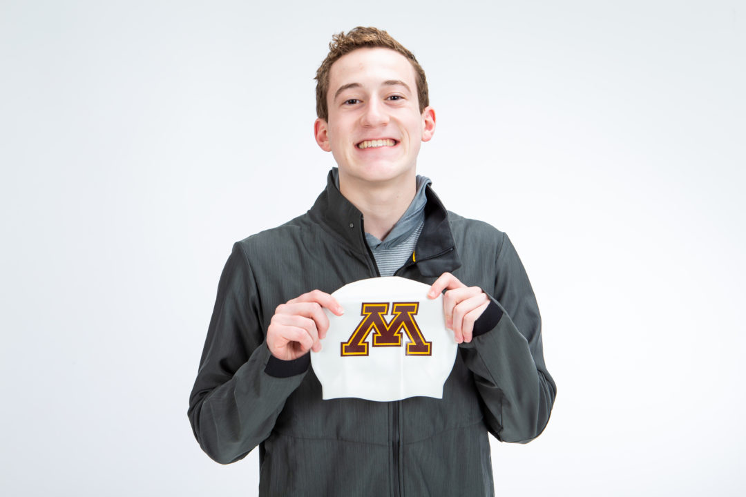 NCAP's Leo Goldblatt Announces 2020 Verbal to Minnesota