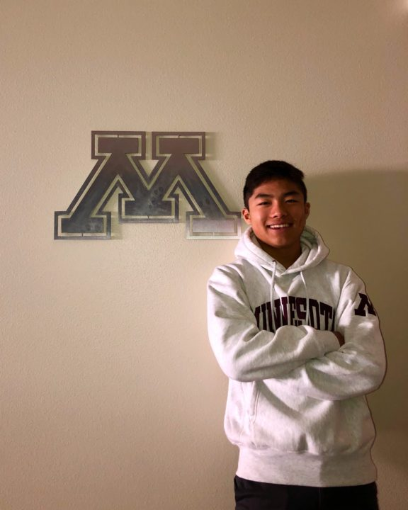 Wisconsin State Runner Up Nathan Kim Delivers Verbal To Minnesota For 2020