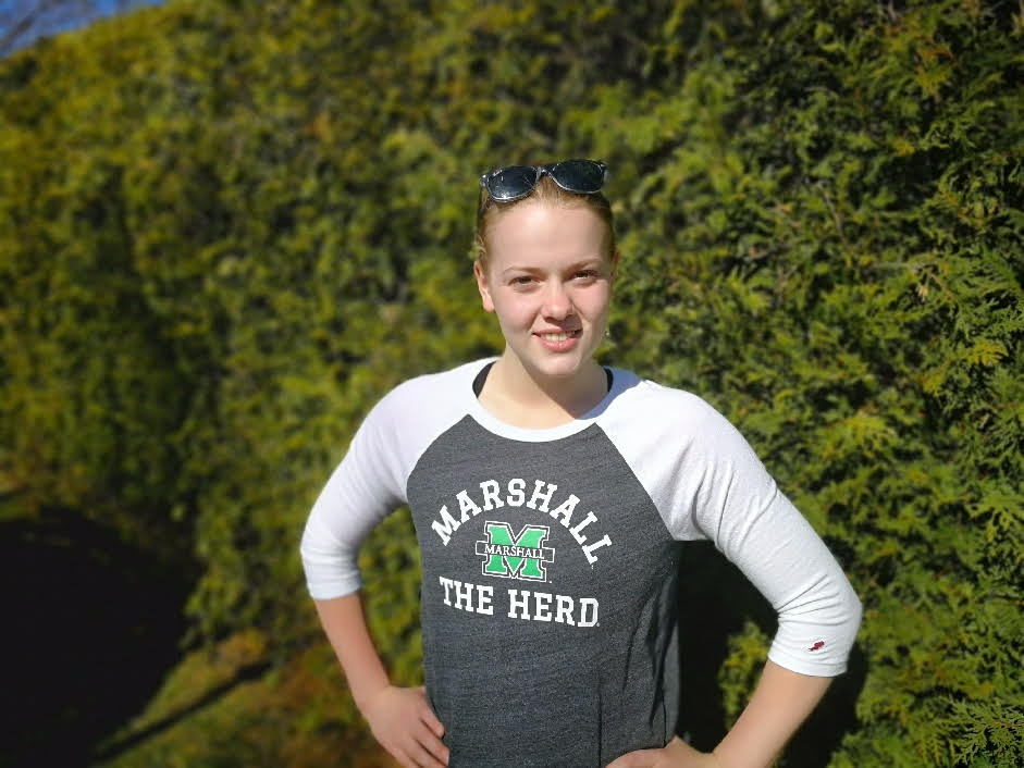 Canadian Breaststroker Paige Banton Verbally Commits to Marshall University