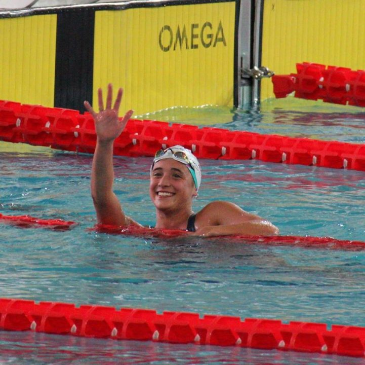 Pignatiello Claims 2nd Argentine National Record In As Many Days