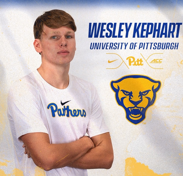 Florida 3A Sprint Champ Wesley Kephart (2020) Verbally Commits to Pitt