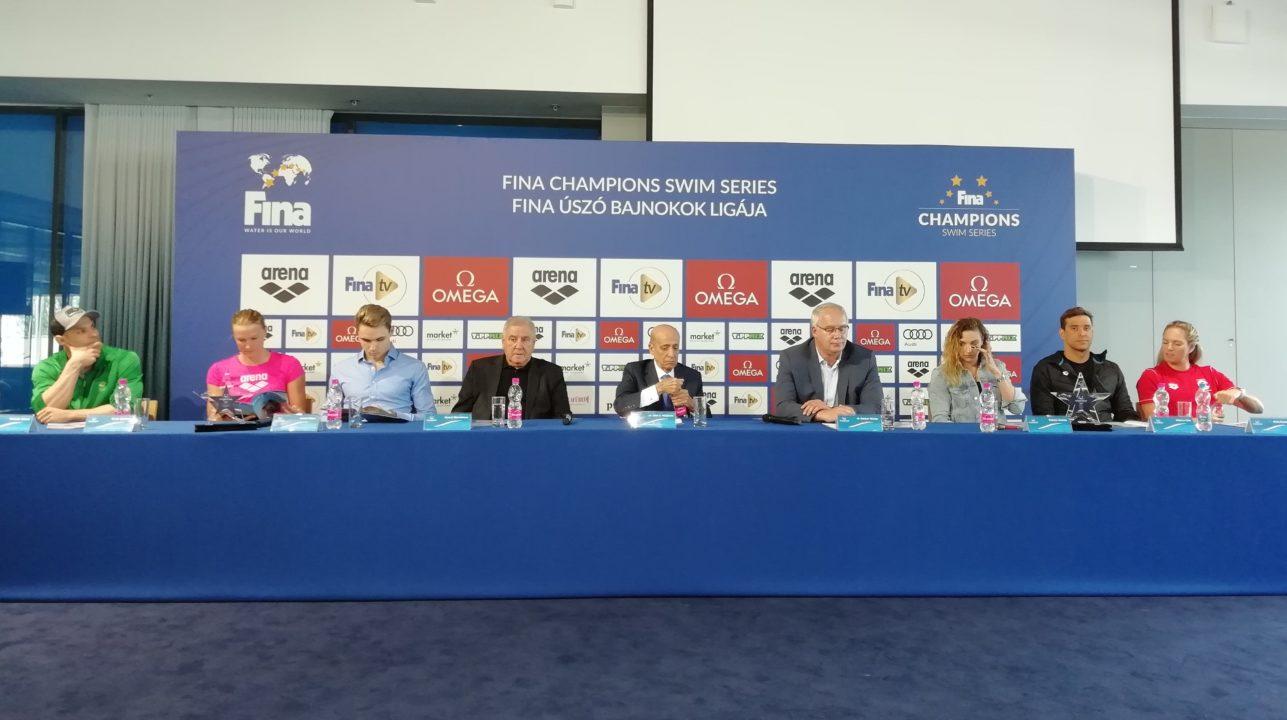Sjostrom, Le Clos prêts pour Budapest après un stage en Turquie