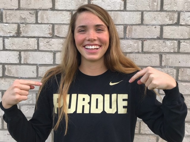 Backstroker Abigail Harter Verbally Commits to In-state Purdue