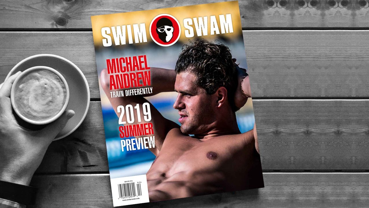 How To Get The SwimSwam Summer Preview Magazine With The Michael Andrew Cover