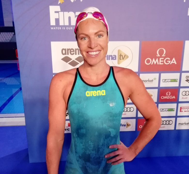 Less Than A Year Out From Tokyo, Olympian Emily Seebohm Changes Coaches