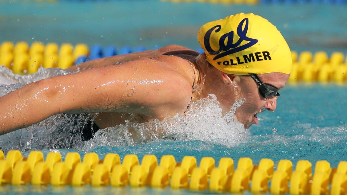 Dana Vollmer Among 7 Inductees to Cal Athletic Hall of Fame