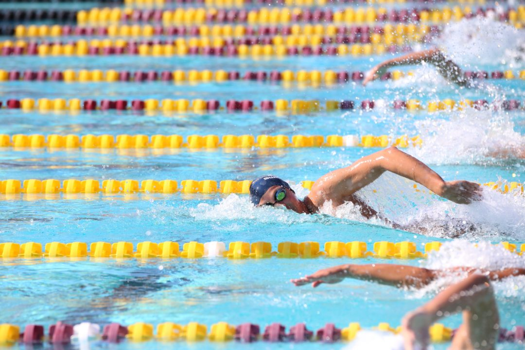 Junior Ben Dillard Delivers 52.7 100 Breast at CIF Boys State Finals