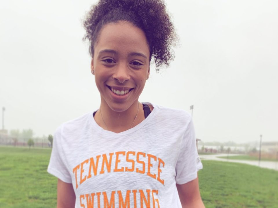 3-Sport Standout Jasmine Rumley Verbally Commits to Swim for Tennessee