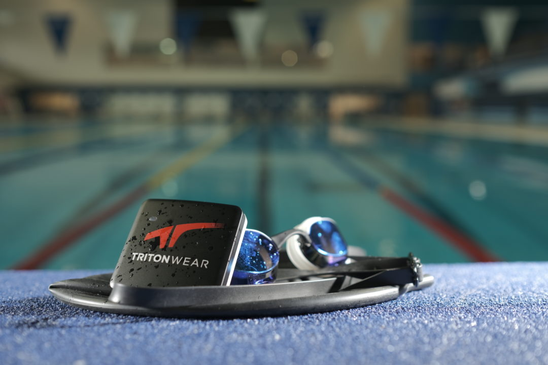 TritonWear Brings Affordable AI-Powered Analytics to All Swimmers