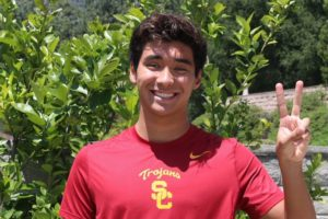 Future USC Trojan Danny Syrkin Posts 19.99 50 Free in Unofficial Time Trial
