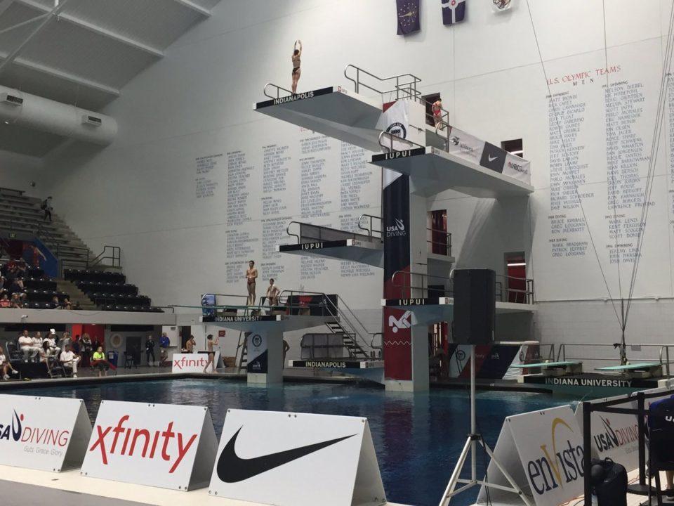 Field Set for Saturday's USA Diving Men's 3-Meter, Women's 10-Meter Finals