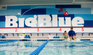 Big Blue Swim School Is a Tech Company Operating in the Swim Lesson Industry