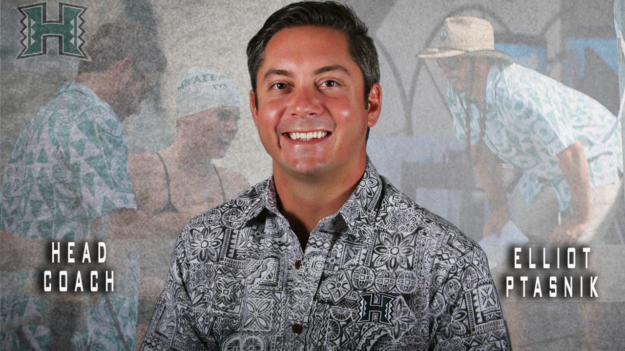 Hawaii Promotes Assistant Elliot Ptasnik To Men's & Women's Head Coach