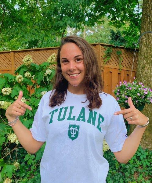 Dynamo Backstroker Riley Hendrix Gives Commitment to Tulane
