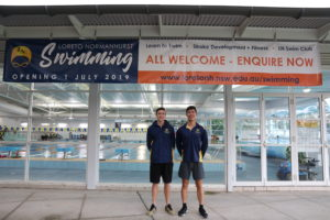 William Yang Doubles Up On Gold To Close Out NSW Senior Age C'ships